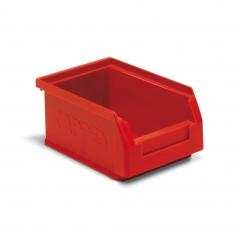 Protaurus Sichtlagerkasten Größe 7 in rot 160x105x75mm