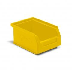 Protaurus Sichtlagerkasten Größe 7 in gelb 160x105x75mm