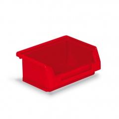 Protaurus Sichtlagerkasten Größe 8 in rot 85x105x45mm