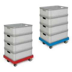 Protaurus Transportroller aus HDPE-Kunststoff