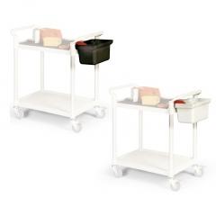 Protaurus Ablagebox 200mm hoch für Etagenwagen