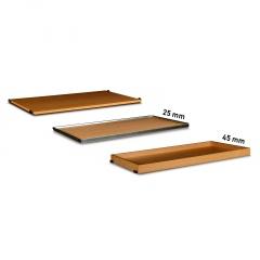 Protaurus Ladefläche für alle Basic-Geräte aus Multiplex-Holz bis 1200x800mm