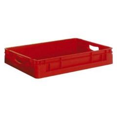 Protaurus Euro-Transportbehälter 600x400x120mm 20l rot