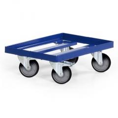 Protaurus Fahrrahmen aus Winkeleisen für 1 Transportstapelkasten 600x400mm