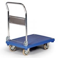 Protaurus Kleintransportwagen mit Kunststoff- Ladefläche