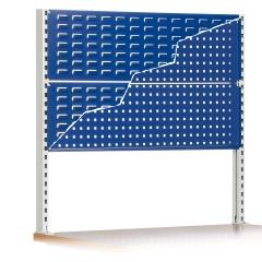 Protaurus Multiwand-Aufbau mit Loch- oder Schlitzplatten
