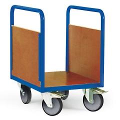 Protaurus Plattformwagen R600 mit 2 Seitenwänden TPE 1200x800mm
