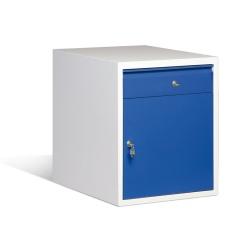 Protaurus Einsatz mit Schublade und Schrank in blau für Basismodelle A/B/C Serie R300