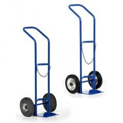 Protaurus Stahlflaschenwagen Serie 10 Vollgummi/Luft