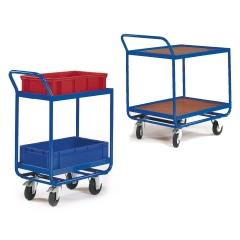 Protaurus Tischwagen für Transportbehälter 600x400mm 300kg Traglast