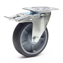 Protaurus TPE-Räder mit Kugellager und Stahlblech-Gehäuse