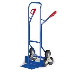 Protaurus Treppenkarre Dreisterne mit je 3 Rädern 300kg Traglast