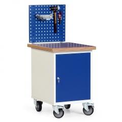Protaurus Werkstatt-Rollcontainer Schrank mit 35mm Multiplexplatte, optional mit Aufbau