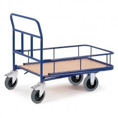 Rollcart C+C Wagen Ladefläche 960x635mm mit umlaufenden Rahmen
