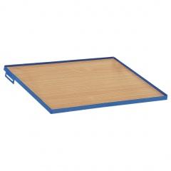 Rollcart Boden 820x620mm in Buchendekor für Art.-Nr. 16-4335