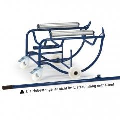 Rollcart Fasskipper 250kg Traglast mit Metallrollen