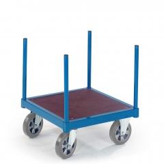 Rollcart Langmaterialroller 1000kg Tragkraft Elastikvollgummi