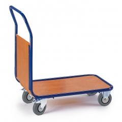 Rollcart Magazinwagen mit Stirnwand 800x500mm