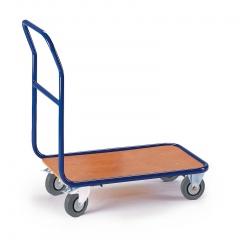 Rollcart Magazinwagen mit Querrohr 800x500mm