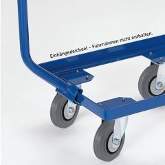 Rollcart Mehrpreis für Einhängedeichsel für Fahrrahmen