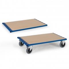 Rollcart Plattenwagen/-ständer ohne Bügel bis 1200kg Traglast