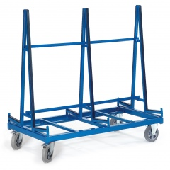 Rollcart Plattenwagen zweiseitig mit 1200kg Tragkraft
