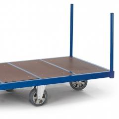 Rollcart Rhombische Radanordung als Mehrpreis