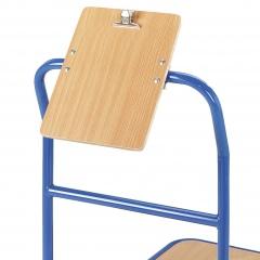 Rollcart Schreibtafel als Zubehör für Transportwagen