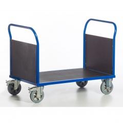Rollcart Schwerer Doppel-Stirnwandwagen mit 1200kg Tragkraft