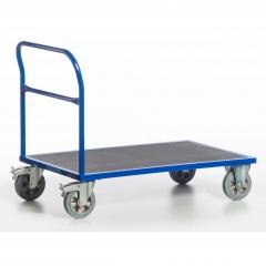 Rollcart Schwerer Schiebebügelwagen mit 1200kg Tragkraft