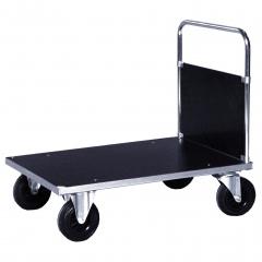 Rollcart Stirnwandwagen, verzinkt mit beschichteter Holzwerkstoffplatte 500kg Tragkraft