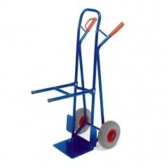 Rollcart Stuhl-Stapelkarre aus Stahlrohr Luft