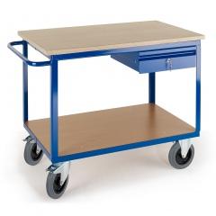 Rollcart Werkstattwagen mit Schublade 1150x700mm