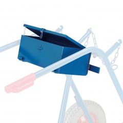 Rollcart Werkzeugkasten als Zubehör für Stahlflaschenkarren