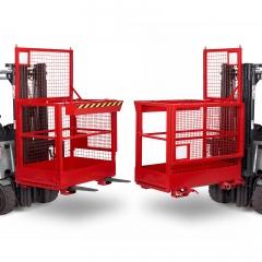 R+R Industrietechnik Arbeitskorb Typ RAK-DUO 1200x800x1950mm