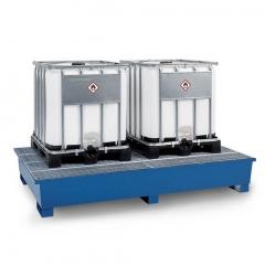 R+R Industrietechnik Auffangwanne RTC für 1-3 1000l IBC Fässer