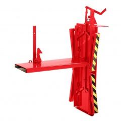 R+R Industrietechnik Gitterboxwender 570x1640x450mm 450kg Tragkraft