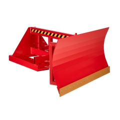 R+R Industrietechnik Schneeschieber Typ RSS und RSP Schildbreite 1500-2500mm
