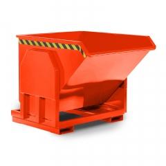 R+R Industrietechnik Schwerlastkipper Typ RMK-80 1140x1330x1030mm 800dm³ RAL 2004 Reinorange