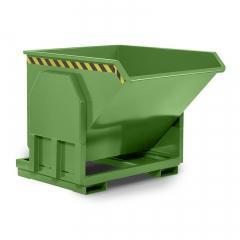 R+R Industrietechnik Schwerlastkipper Typ RMK-80 1140x1330x1030mm 800dm³ RAL 6011 Resedagrün