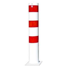 Schake Stahlrohrpoller ortsfest Ø152-273x3,2-5,0mm zum Aufdübeln 1000-1500mm Gesamtlänge