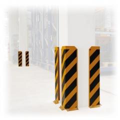 Schake Anfahrschutz aus Stahlblech fest/verstärkt