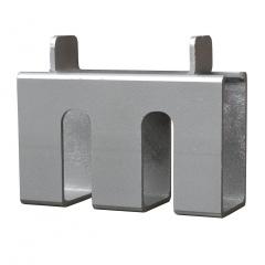 Schake Bauzaunaufsatz für Zurrgurte, verzinkt 25mm
