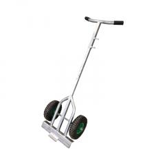 Schake Fußplattentrolley mit Luftbereifung