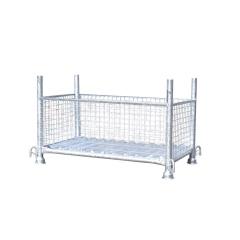 Schake Gitterboxpalette 1,50x0,87x0,50m mit 1,5t Tragkraft