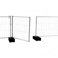 Schake Mobilzaun Standard Torelement 1,2x1,2m