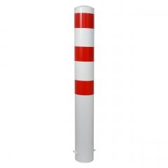 Schake Stahlrohrpoller ortsfest Ø152x3,2mm zum Einbetonieren 1200-2000mm Gesamtlänge