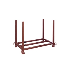 Schake Stapelpalette für Fußplatten 1,30x0,63x0,90m
