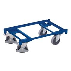 VARIOfit Euro-System-Roller mit Eckhülsen ohne Boden 605x410mm