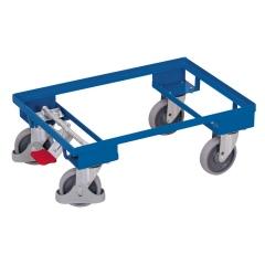 VARIOfit Euro-System-Roller mit EasySTOP ohne Boden 605x410mm